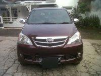 Jual Toyota: AVANZA G 2009 km baru 23000an (jarang dipakai)
