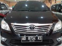 Jual Toyota Kijang Grand New Innova G 2.5 Diesel M/T Tahun 2012