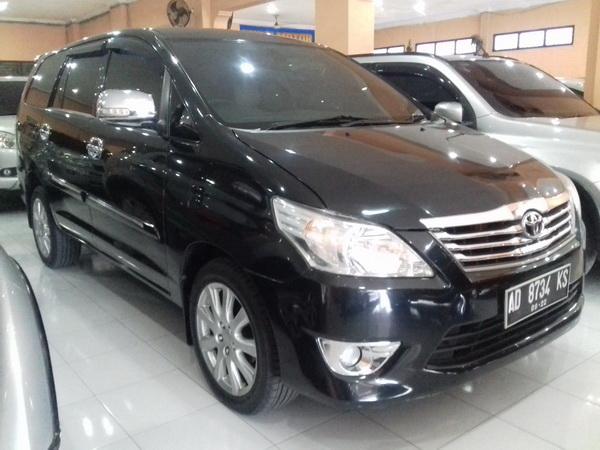 Toyota Kijang Grand New Innova G 2.5 Diesel M/T Tahun 2012 ...