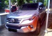 Jual Toyota fortuner VRZ tahun 2016