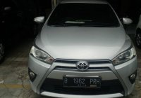 Jual Toyota Yaris G AT 2014