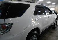 Jual Toyota Fortuner G TRD Diesel 2013