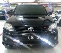 Toyota: Fortuner VNT TRD 2014 AT Disel