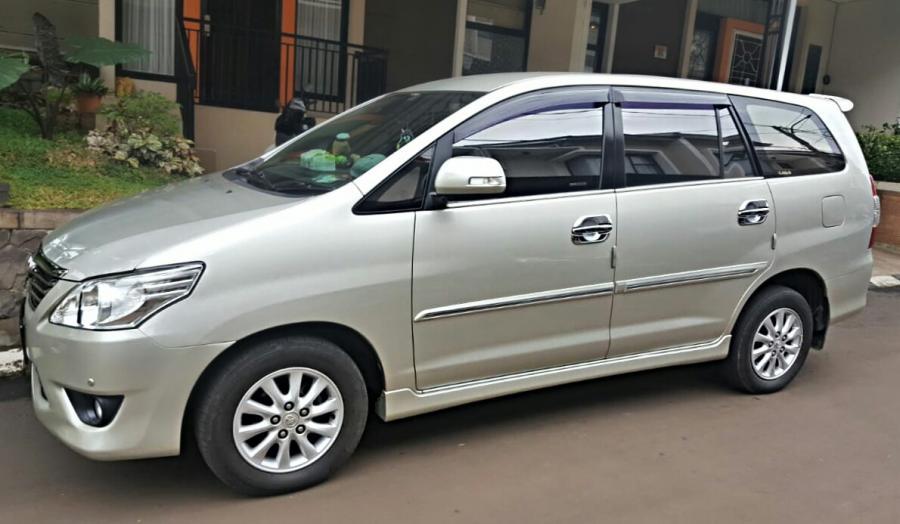 Toyota Innova 2.0 V A/T - Pajak Panjang - MobilBekas.com