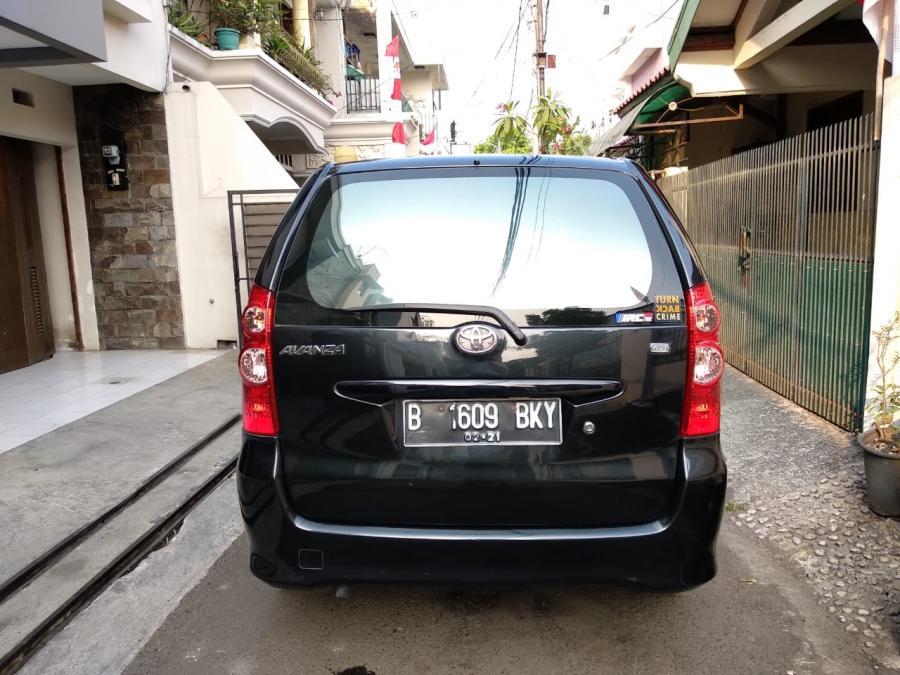 710 Modifikasi Mobil Avanza Hitam 2011 HD Terbaik