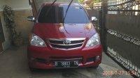 Jual Toyota Avanza G Merah Metallic 2007 Manual Mulus Nego