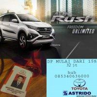 Jual Paket promo Toyota Rush