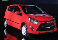 Jual Toyota: Ready All New agya Last stok 2020 red unit langka