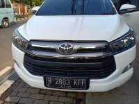 Jual Toyota Innova 2016 Type V 2.4 AT