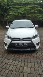 Jual Toyota Yaris TRD Sportivo 2014 AT Low Km