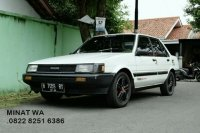 Jual Toyota Corolla GL 1987 Putih siap pakai