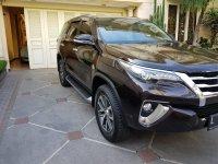 Jual Toyota: Fortuner VRZ 2.4  A/T Tahun 2016  Istimewa