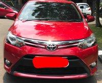 Jual Toyota: all new vios 1,5 G 2013 manual merah