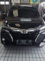 Jual Toyota: New Avanza G manual hitam