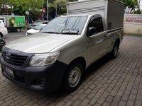 Jual Toyota: Hilux Semi Box Diesel  Tahun 2013 Istimewa