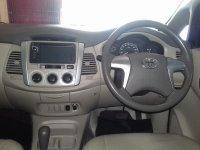 Toyota Kijang Grand New Innova G Diesel A/T Tahun 2013 (in depan.jpg)