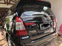 Jual Toyota Innova 2.0 G Luxury A/T Bensin