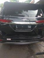 Jual Toyota: fortuner VRZ diesel matic