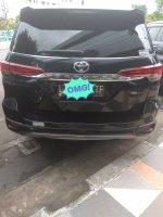 Toyota Fortuner: jual cepat vrz diesel matic 2019