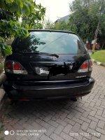 Jual Toyota harrier 2002 awd 3000 cc hitam