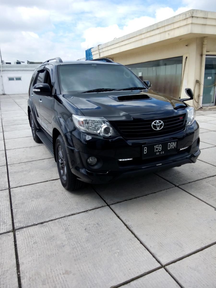 Toyota fortuner vnt trd spirtivo g diesel matic 2015 hitam km 5 rban img20161222104558