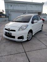 Jual Toyota yaris s trd sportivo 2013 matic putih km 54 rb