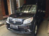 Jual Toyota Rush G M/T 2013 Black Mulus