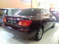 Corolla: Toyota Altis G Manual Tahun 2003 (belakang.jpg)