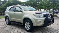 Jual Toyota Fortuner G Lux 2010 2.7 AT (DP ceper)