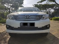 Jual Toyota Fortuner 2.5 G AT Diesel 2014