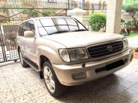 Jual Toyota: LAND CRUISER 100 VX Japan Version