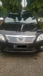 Jual Toyota: INNOVA 2012 bensin tipe 2.0 G AT