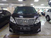 Jual Toyota alphard pemakaian 2013 nginclong