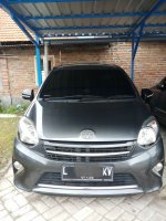 Jual Toyota Agya 1.0 G Manual 2015