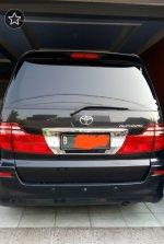 Toyota: Jual mobil alphard 2.4 bekas