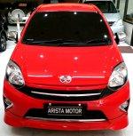 Jual Toyota: agya S TRD 2016 MT Merah