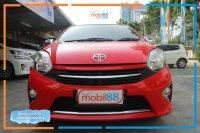 Jual Toyota: Agya G Matik 2016 Merah Istimewah