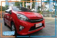 Jual Toyota: Agya G Automatic 2016 Merah Istimewah