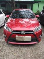 Toyota: Jual Toyora Yaris G Merah Metalik 2015