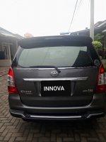 Jual Toyota Innova Bensin 2.0 M/T G 2013