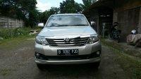 Jual Toyota Fortuner Diesel Matic 2011 New