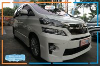 Toyota: [Jual] Vellfire Z Premium Sound 2.4 Automatic 2013 ~Kondisi Bagus~