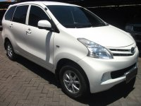 Jual Toyota: All New Avanza 2013 Manual Putih Istimewa Surabaya