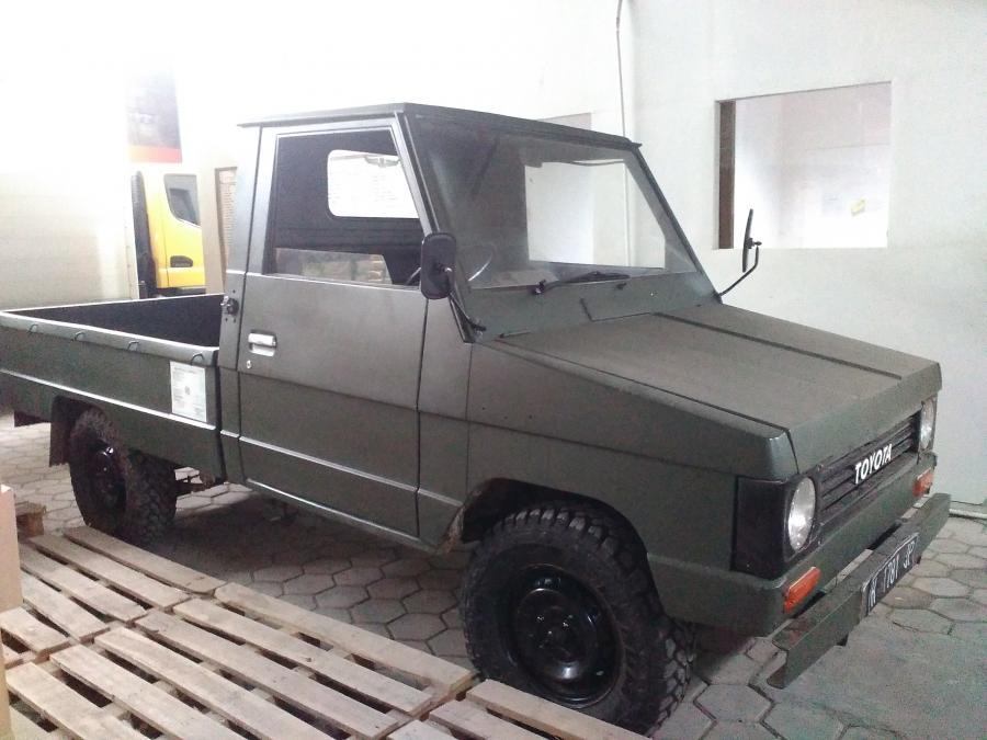 Gambar Mobil Kijang Pick Up - AR Production