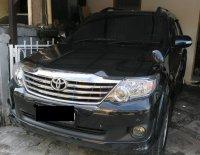 Jual Toyota Fortuner 2.5G Diesel Matic 2012 Full Original spc