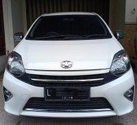 Toyota: AGYA ISTIMEWA Jarang Pakai Mulus Sekali BARANG SIMPANAN Milik Sendiri (3.jpg)
