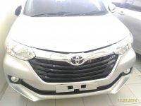 Jual Toyota: Avanza cicilan murah awal tahun