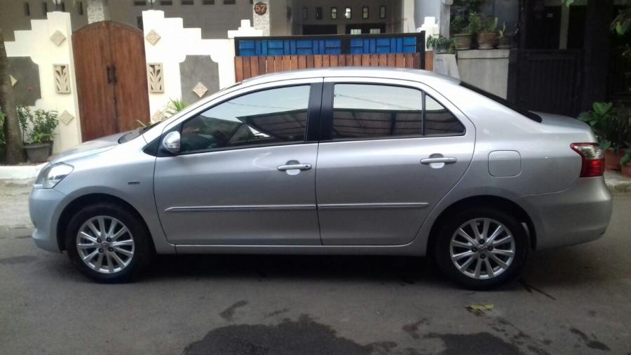 Vios type G 2012 Manual - MobilBekas.com