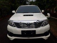 Jual Toyota Fortuner G VNT TRD 2.5 AT Diesel 2013