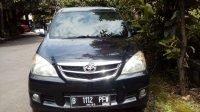 Jual Toyota: Avanza tipe G 2010 warna hitam